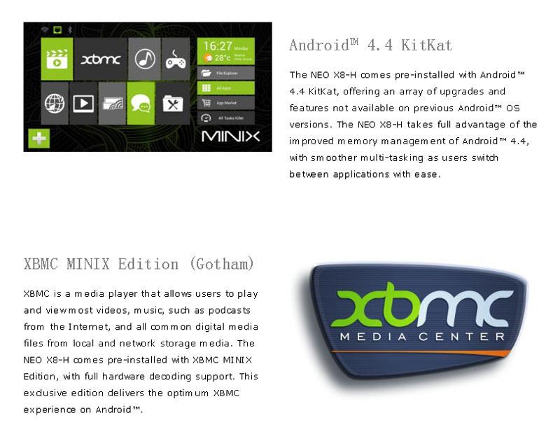 MINIX NEO X8-H