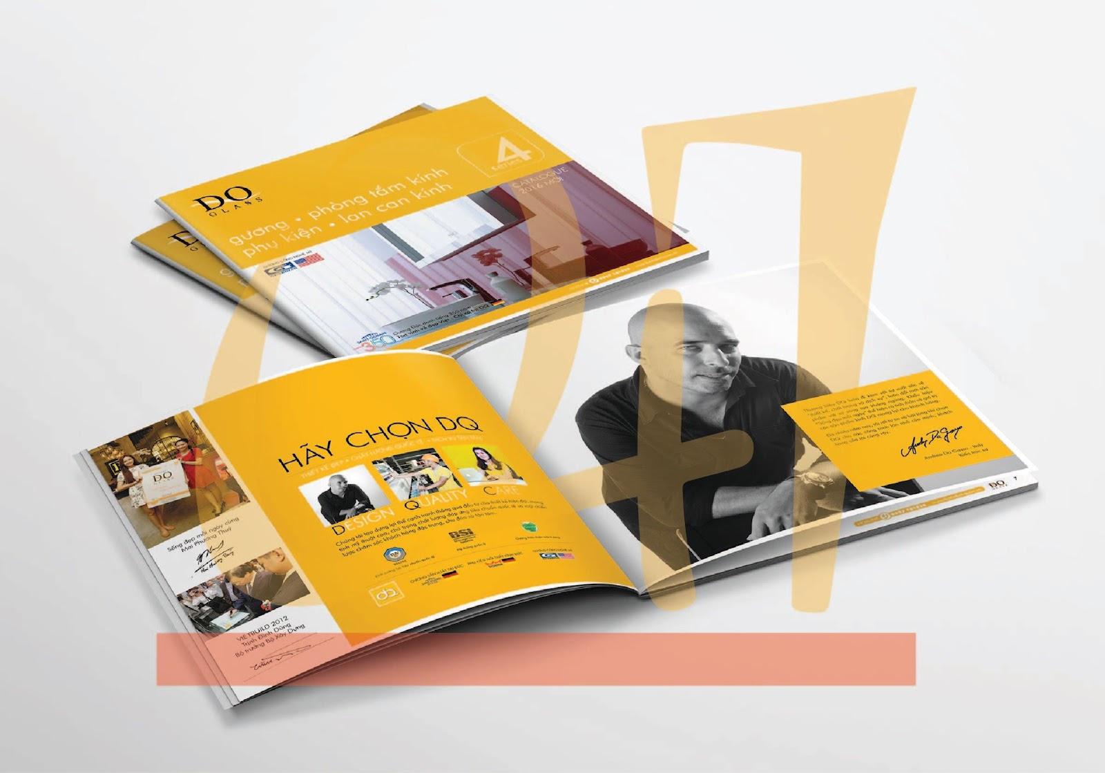 Catalogue- Con át chủ bài của doanh nghiệp