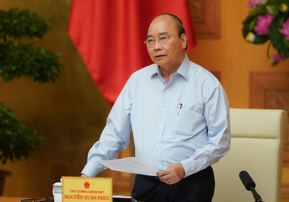 Thủ tướng: Không thể lãnh cảm trước khó khăn của người dân, doanh nghiệp