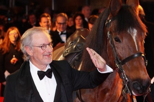 Are there any celebrities involved in horse racing?