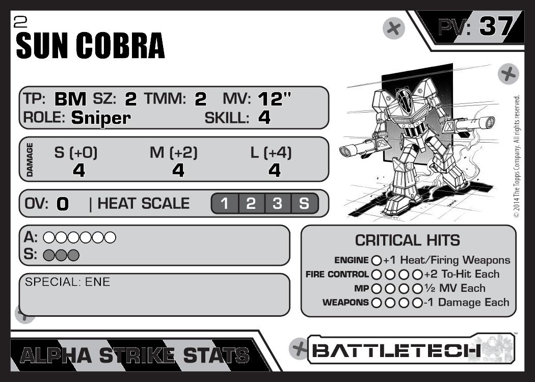 Sun Cobra