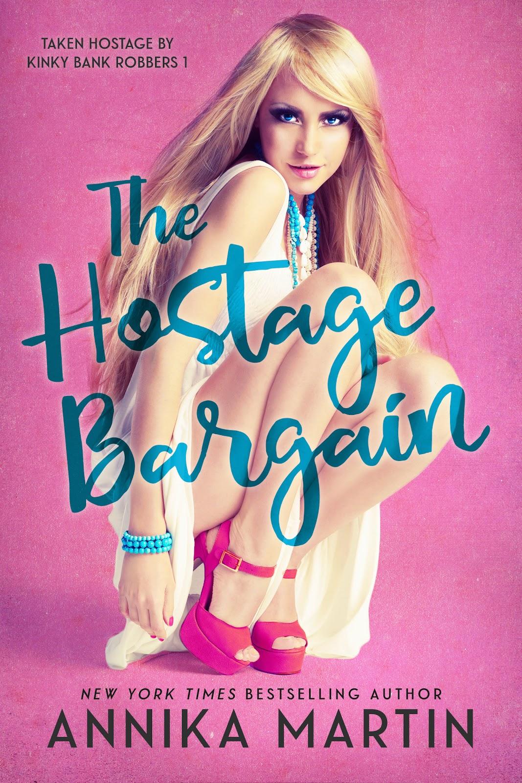 1 The Hostage Bargain AMAZON 72