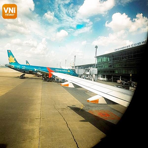 HO CHI MINH AIRPORT- TAN SON NHAT INTERNATIONAL AIRPORT, VIETNAM