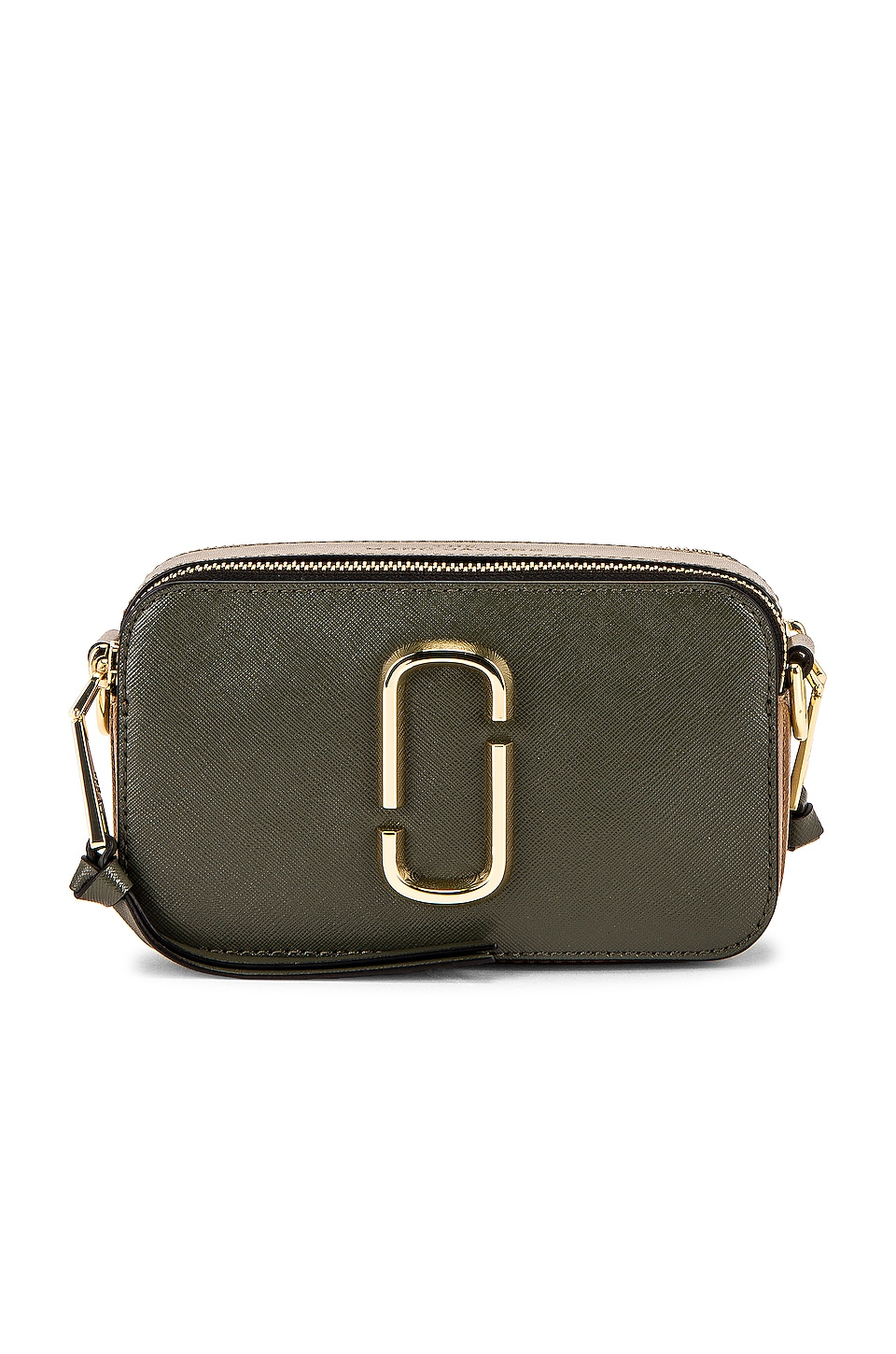 Marc Jacobs green sling bag one of the top-10 best -fashion gift-ideas for women.