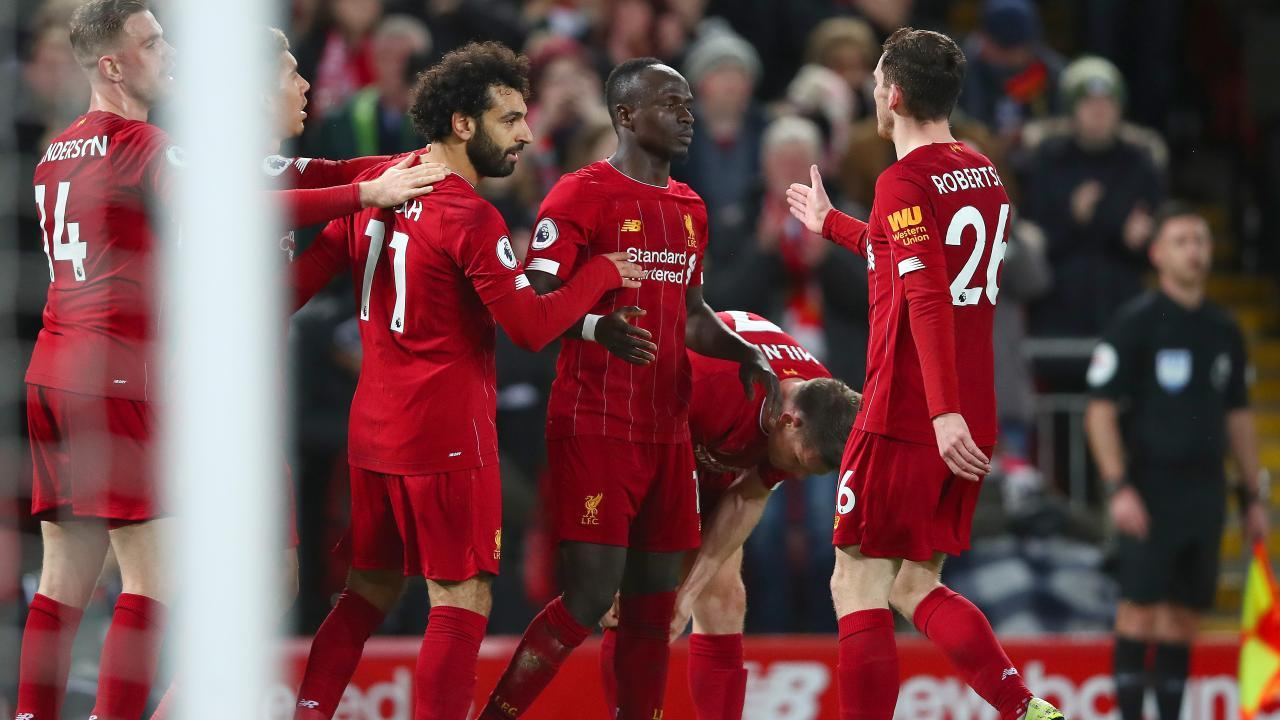 EPL, Liverpool FC vs Sheffield United, result, fixtures, unbeaten ...