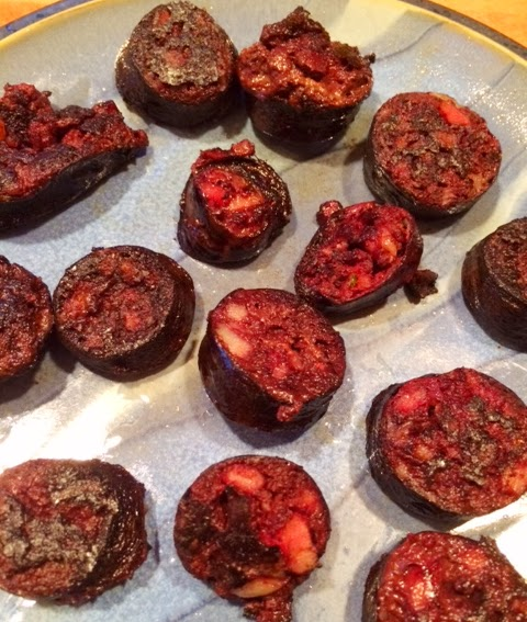Blood Sausage (Sanguinaccio)