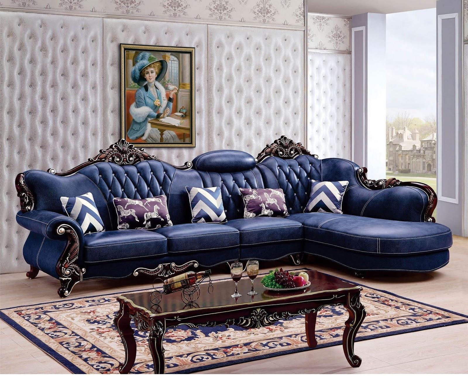 Kết quả hình ảnh cho ghế sofa tân cổ điển