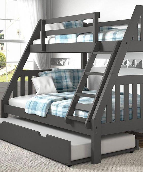 5 Steps To Make A Bunk Bed Ladder Safer, Are Bunk Beds With Stairs Safer