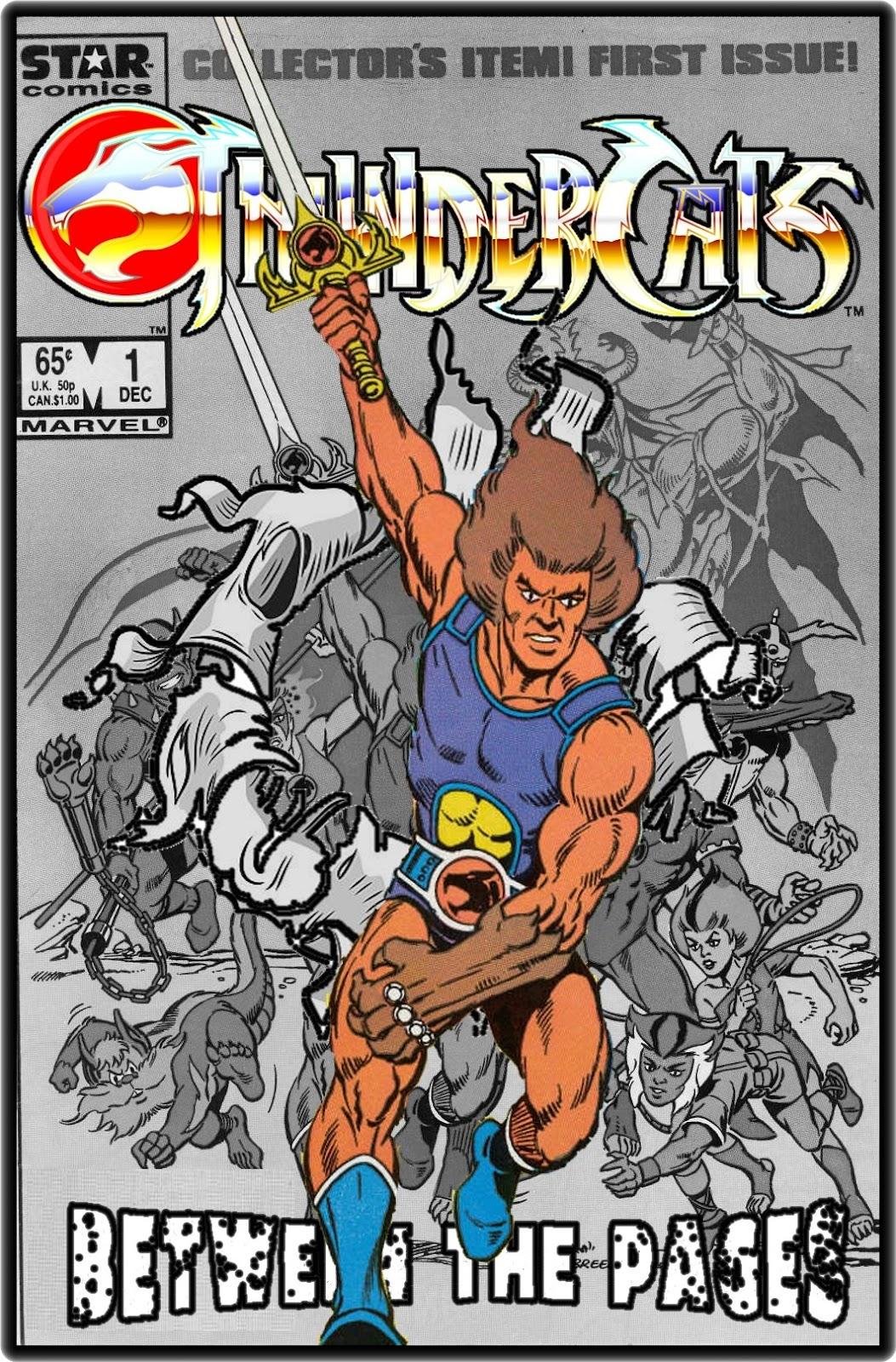 ThunderCats #1 Cover