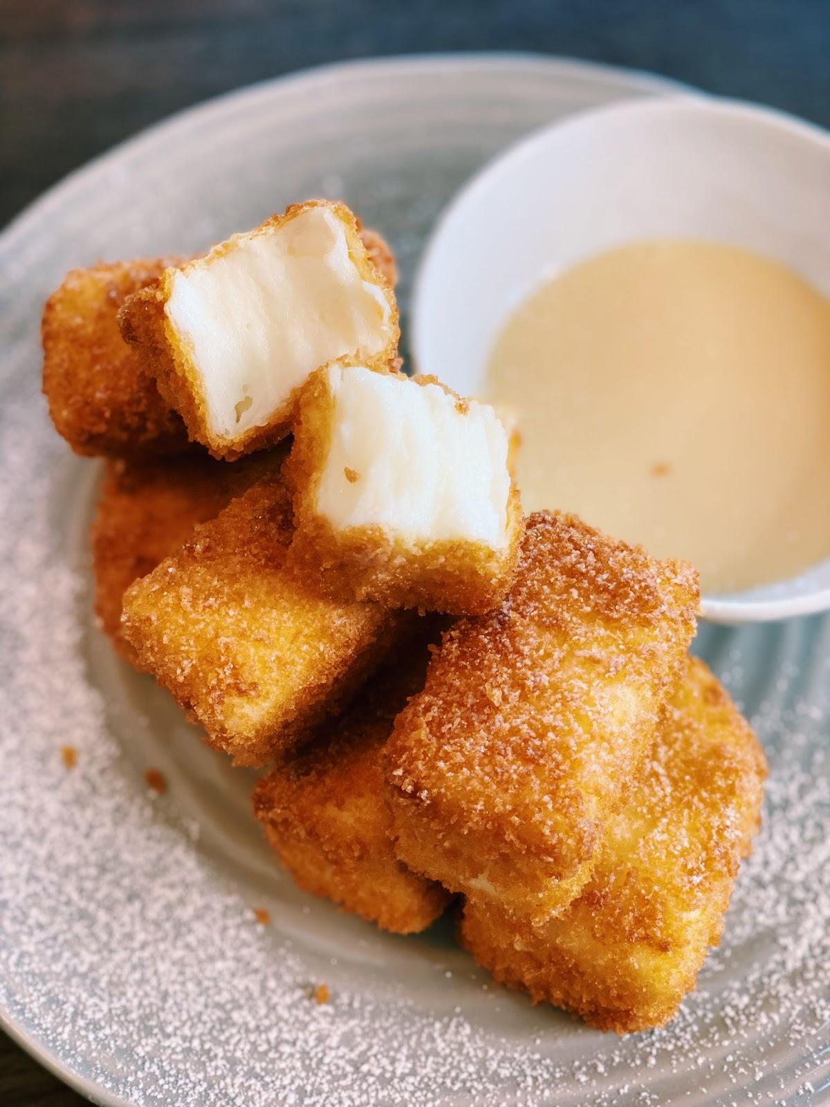 Deep Fried Milk (3 Ingredients ONLY!)