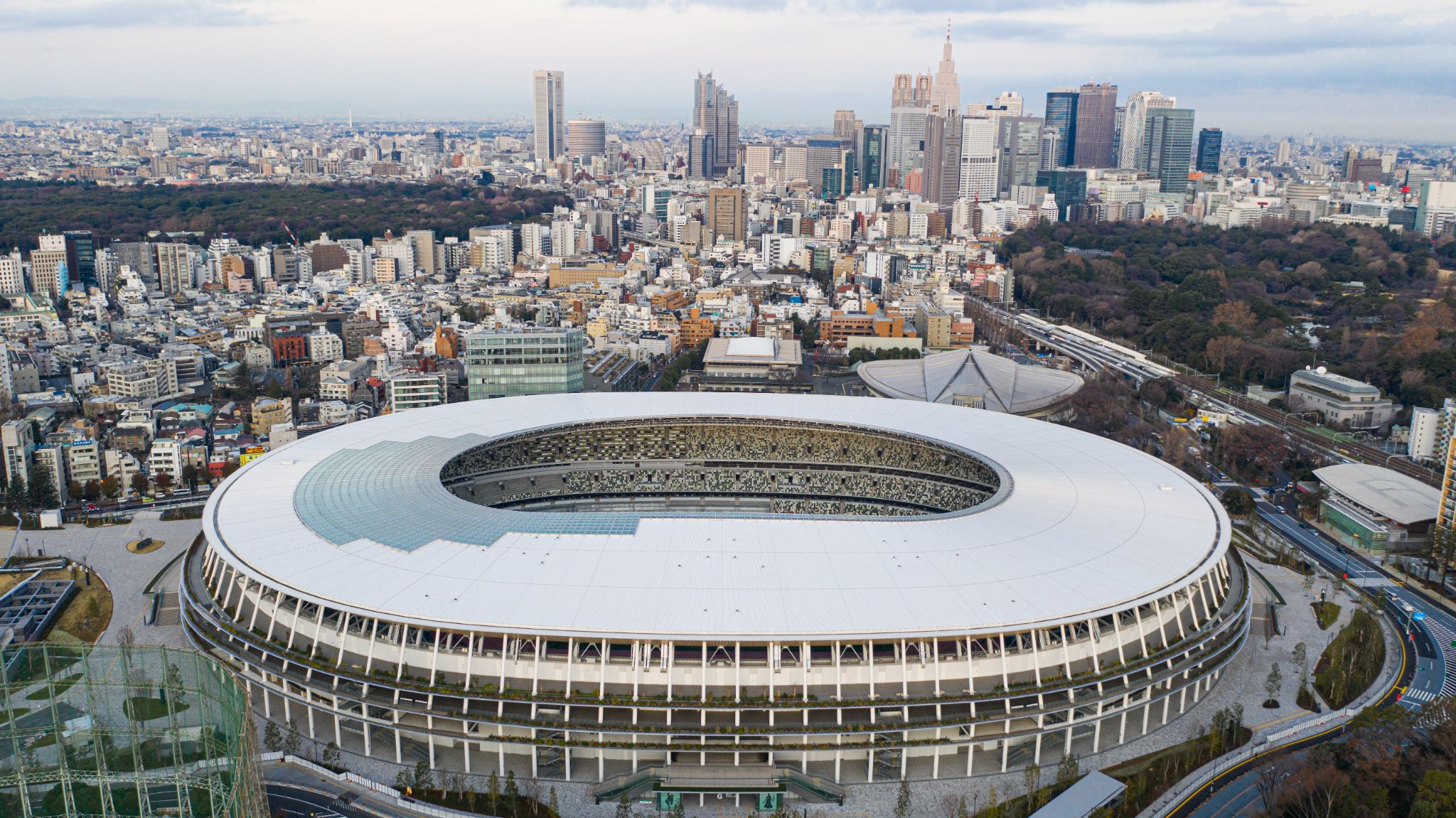 Estádio Nacional vai receber a Abertura da Paralimpíada (Arne Müseler/Wiki Commons)
