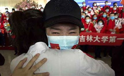 Image result for wuhan china lockdown ends
