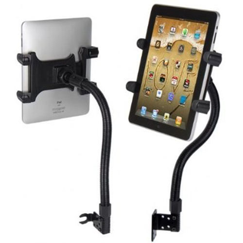 1. Robust Seat Bolt Tablet Car Mount