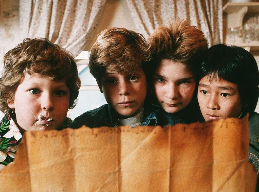 This Treasure Map Leads Straight to the Cast of The Goonies Then ...