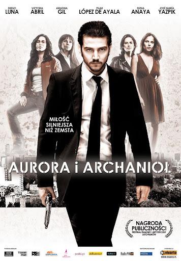 Polski plakat filmu 'Aurora i Archanioł'