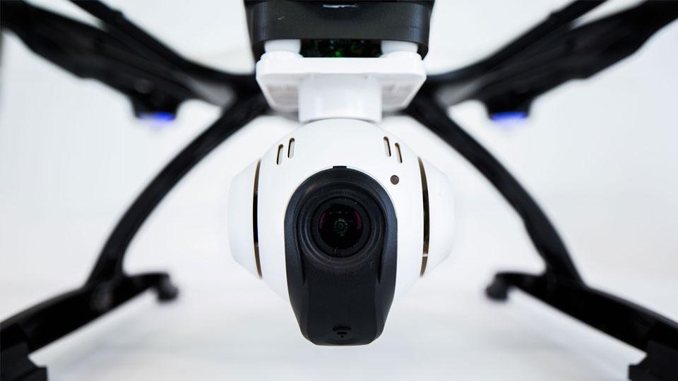 Yuneec Q500 Camera