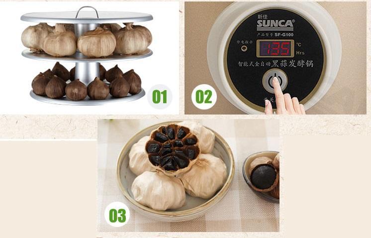 Nồi làm tỏi đen Sunca nhận được sự ưu ái của người tiêu dùng