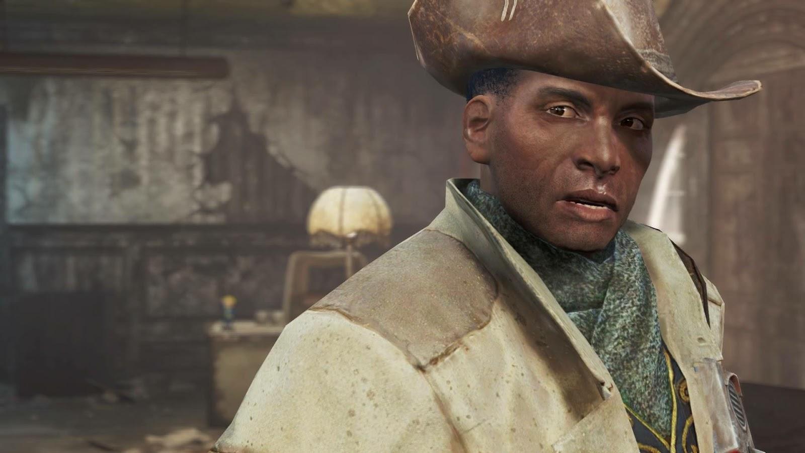 Preston Garvey fallout 4 best companions