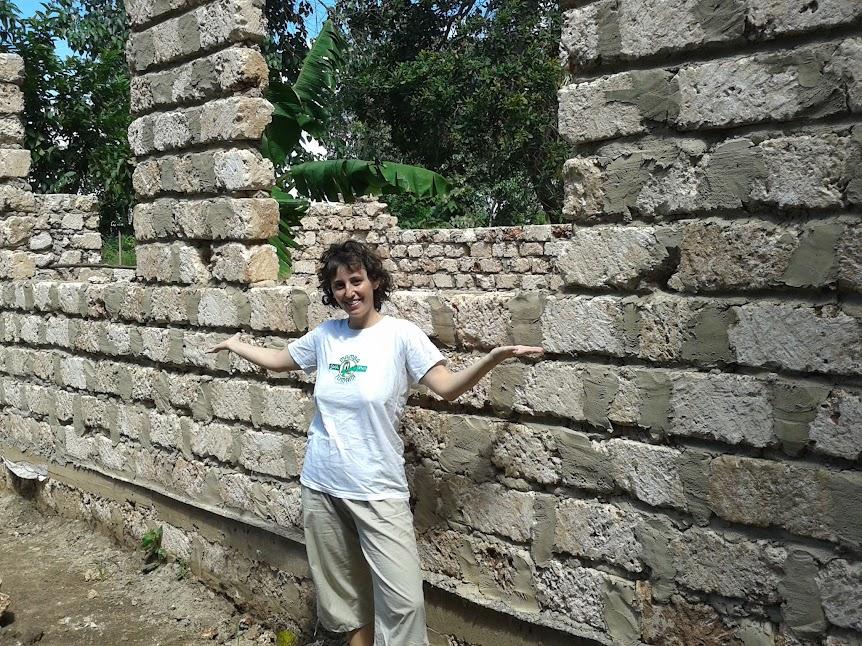 Kenia:biblioteca in costruzione