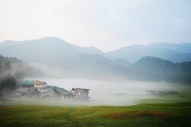 Somewhere in Himachal Pradesh