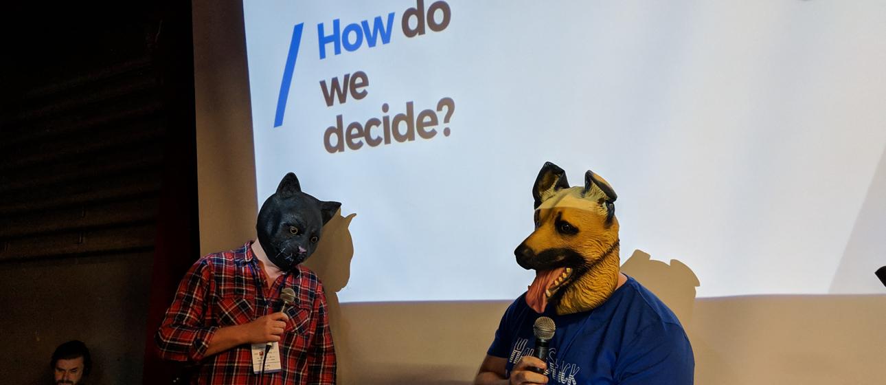 HalfStack London 2018 Cats vs. Dogs
