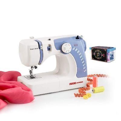 Usha Janome Dream Stitch Automatic Zig-Zag Best Sewing Machine