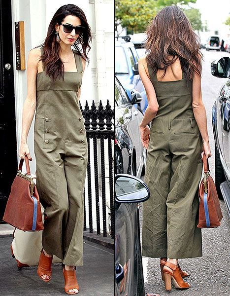 Spring Style Inspiration Courtesy Of Amal Clooney | Her Campus
