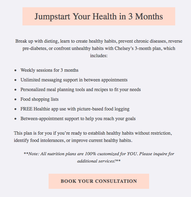 Client Packages: Creating Nutrition Packages That Sell