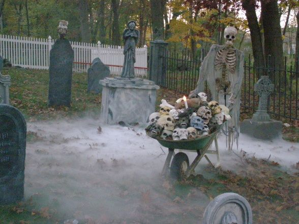 Familius | This Is Halloween Porch Decorations Straight From Halloween Town