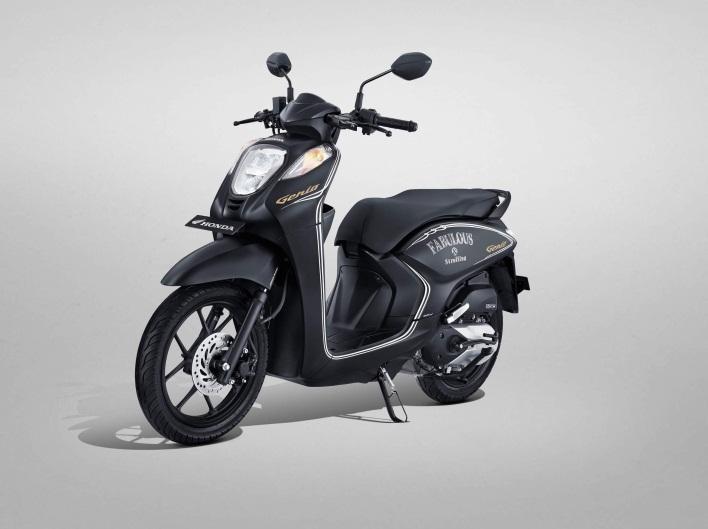 Harga Honda Genio 110 Terbaru 2019, Spesifikasi dan Fitur ...