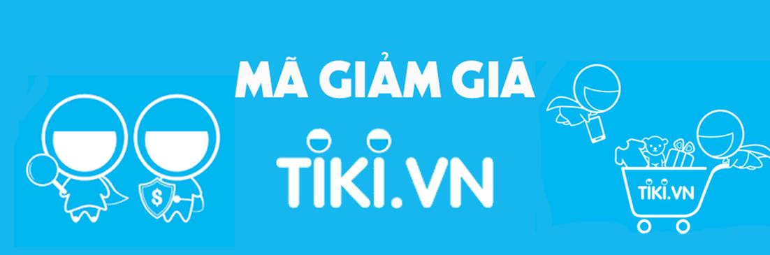 Các bạn có thể tìm kiếm mã giảm giá Tiki tại trang tiki.vn