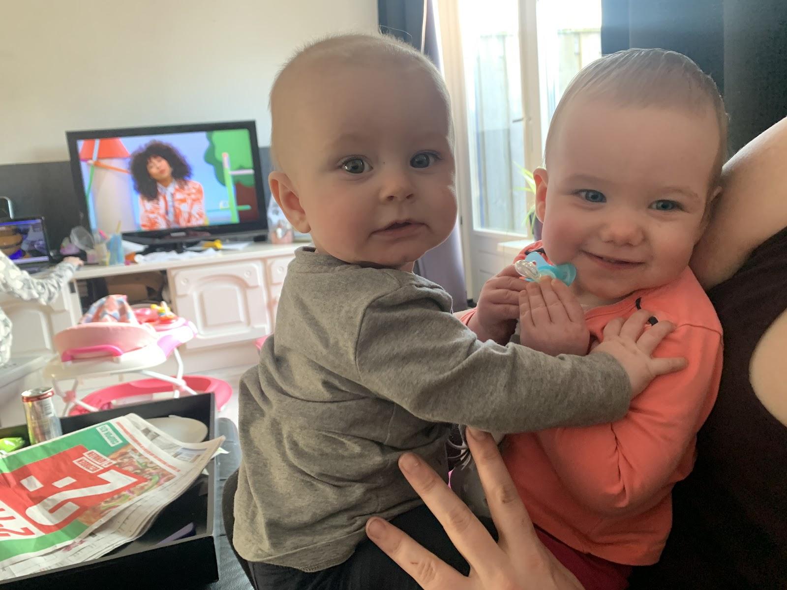 Jaye en Zoe