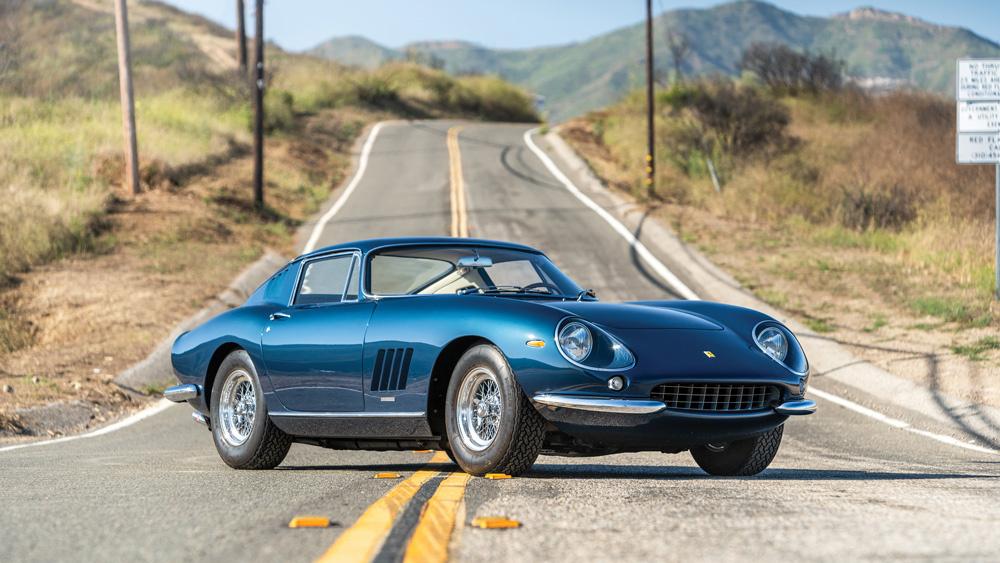 1966 Ferrari 275 GTB Alloy