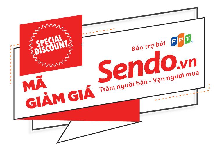 Sendo tung ra mã giảm giá Sendo khi mua lần đầu nhằm giúp mọi người biết đến trang thương mại này