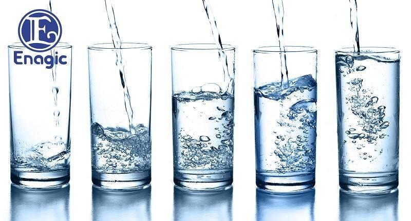 Nước khoáng Kangen ngăn ngừa ung thư