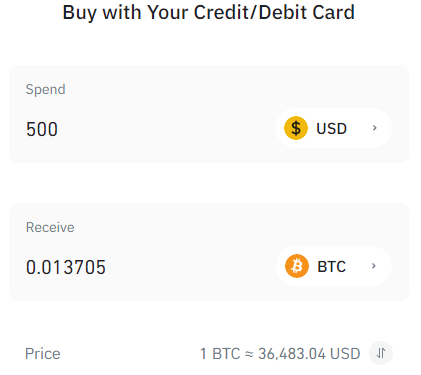 uy crypto with credit card