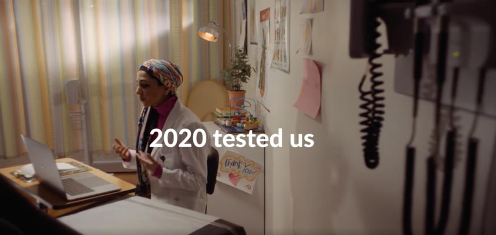 Zoom COVID-19 YouTube ad