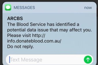 Image result for blood bank privacy breach