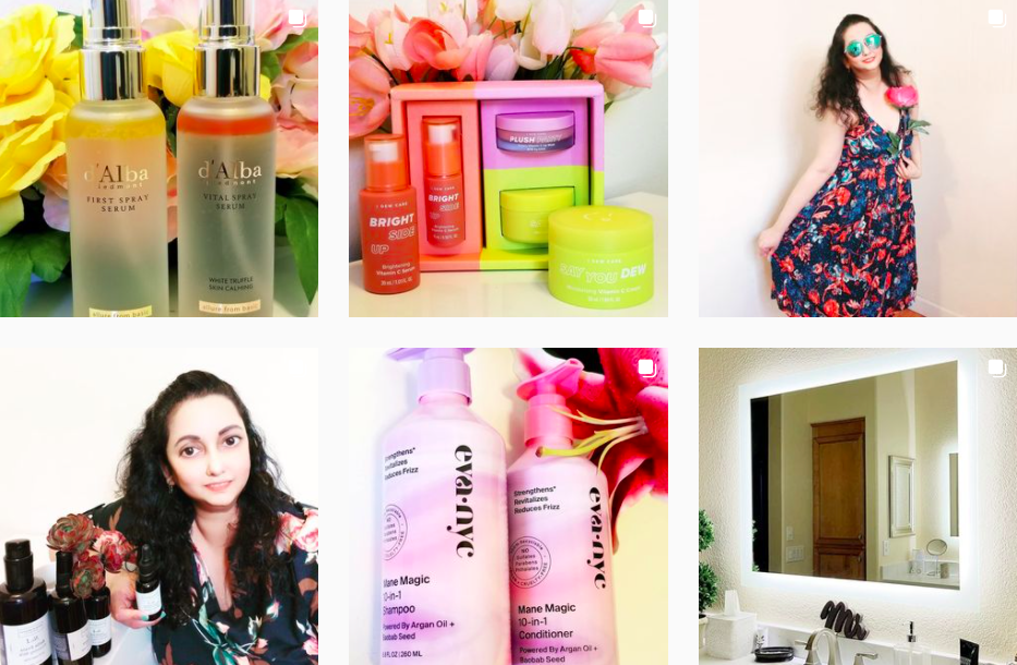 Sonika Raj | Beauty Product Reviews | US Influencers