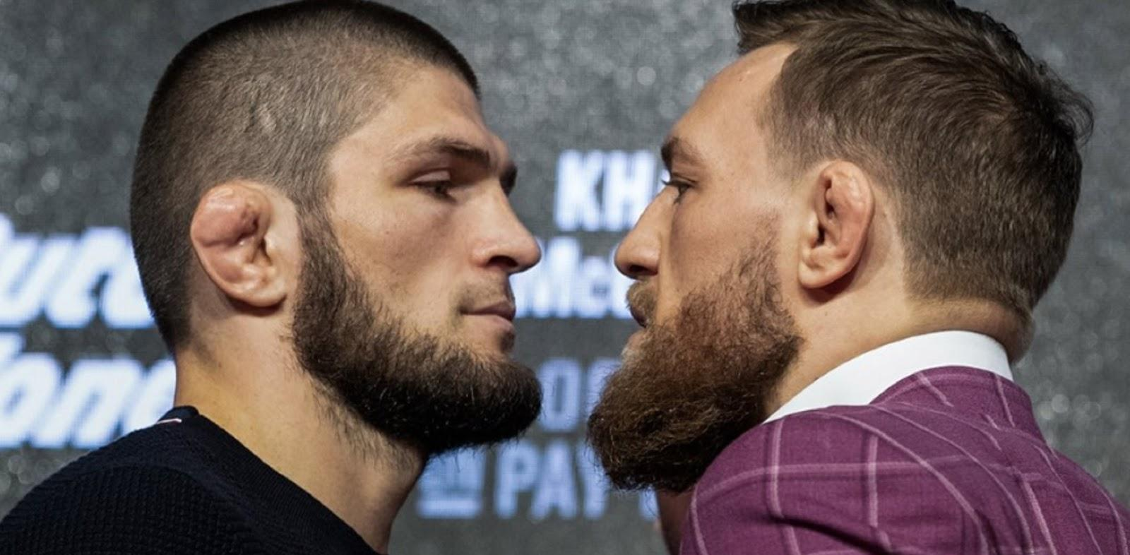 Image result for bearded ufc fighters face to face