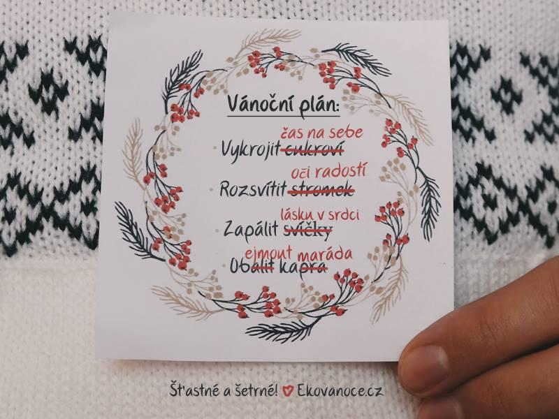 Zdroj: Ekovanoce.cz