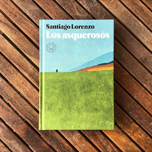 Club de lectura: Los asquerosos, de Santiago Lorenzo.