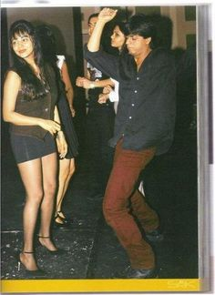 Uncommon & Unseen Photos Of Shah Rukh Khan & Gauri Khan10