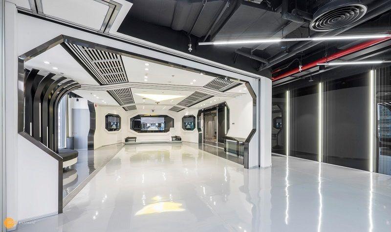 Văn phòng nổi bật thương hiệu AXON