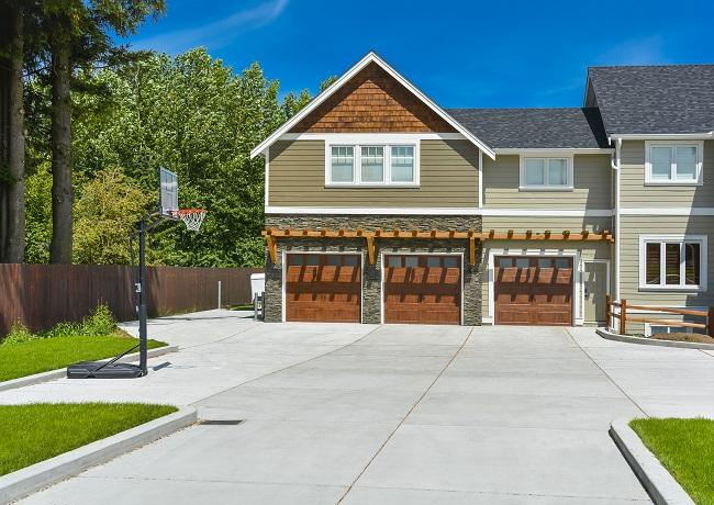 Types Of Concrete Driveways You Need To Know About
