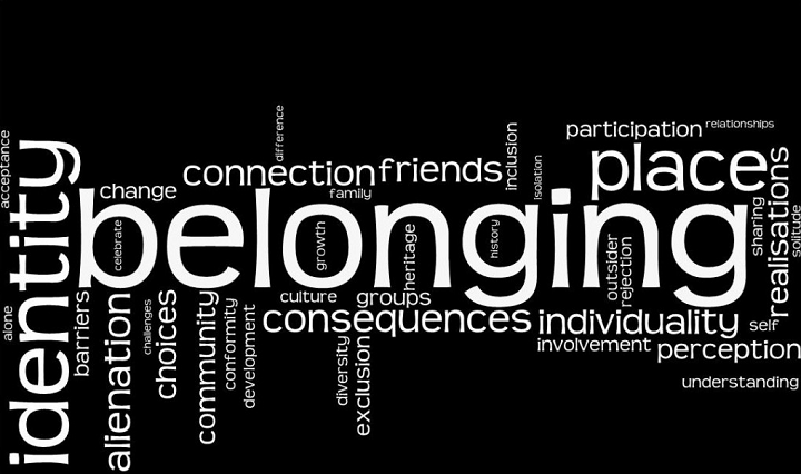 Image result for sense of belonging