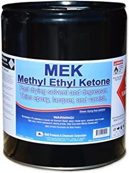 Những điều cần biết khi sử dụng hóa chất Methyl Ethyl Ketone (MEK)