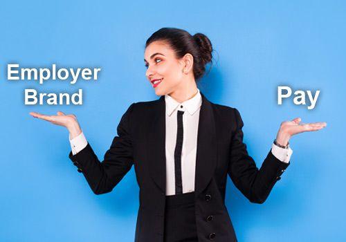 Reputatie bedrijf net zo belangrijk als salaris