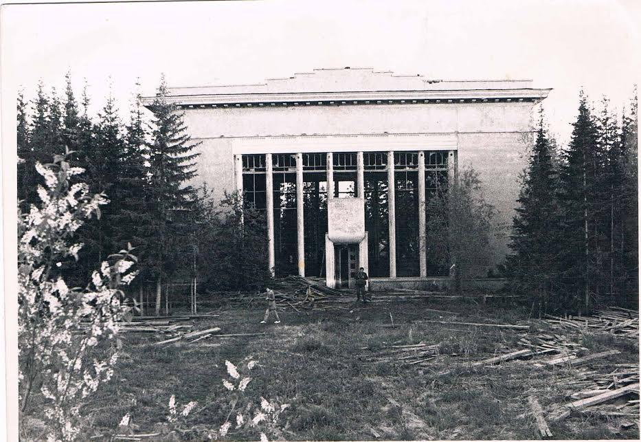 Пантеон в Курейке, где Сталин отбывал ссылку