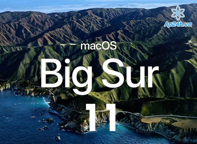 macOS 11 Big Sur
